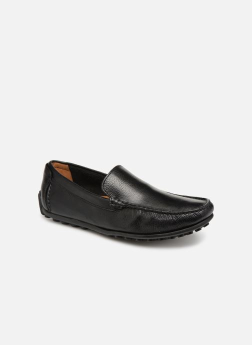 Loafers Clarks HAMILTON FREE Black detailed view/ Pair view