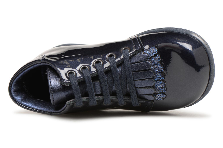 Bottines et boots Little Mary Fanny 2 Bleu vue gauche