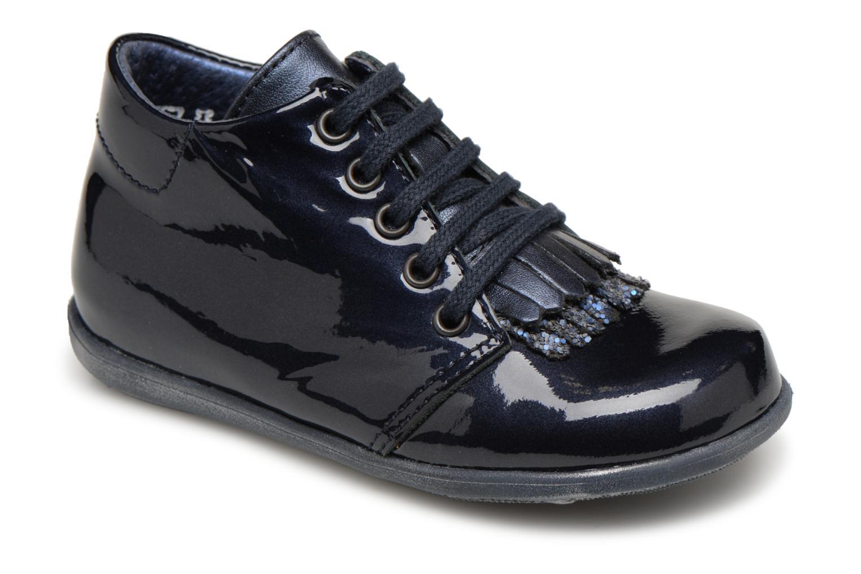 Bottines et boots Little Mary Fanny 2 Bleu vue détail/paire