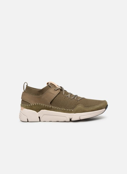 Sneakers Clarks TRI ACTIVE UP Grøn se bagfra