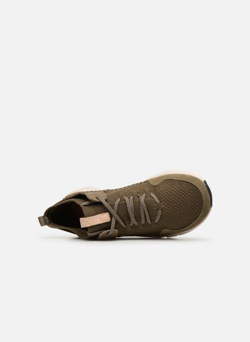 Sneakers Clarks TRI ACTIVE UP Verde immagine sinistra