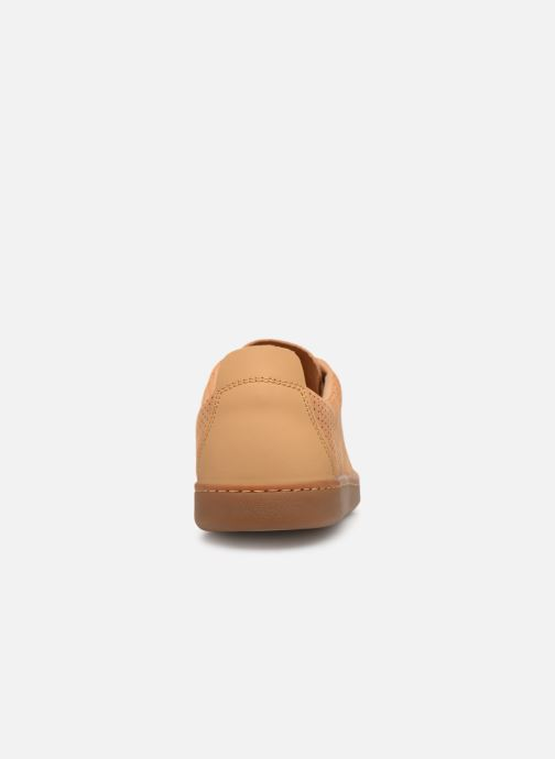 Sneakers Clarks NATHAN LIMIT Bruin rechts
