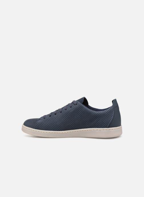 Sneaker Clarks NATHAN LIMIT blau ansicht von vorne