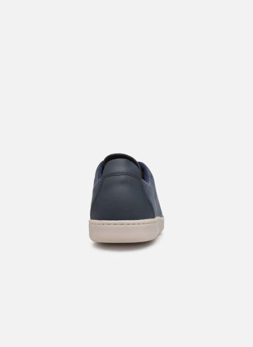 Sneaker Clarks NATHAN LIMIT blau ansicht von rechts