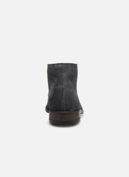 Boots en enkellaarsjes Clarks FLOW TOP Grijs rechts