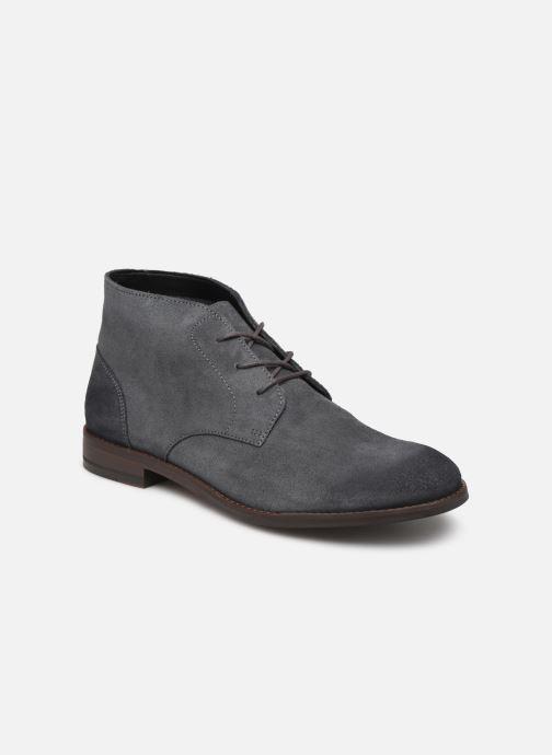 Boots en enkellaarsjes Clarks FLOW TOP Grijs detail
