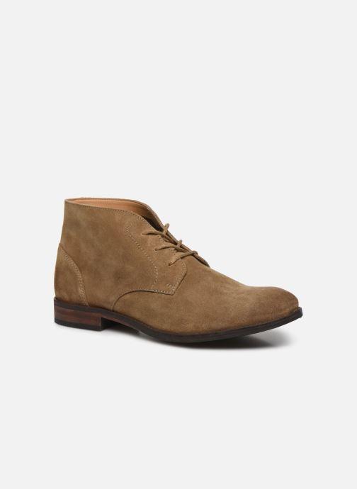 Bottines et boots Clarks FLOW TOP Beige vue détail/paire