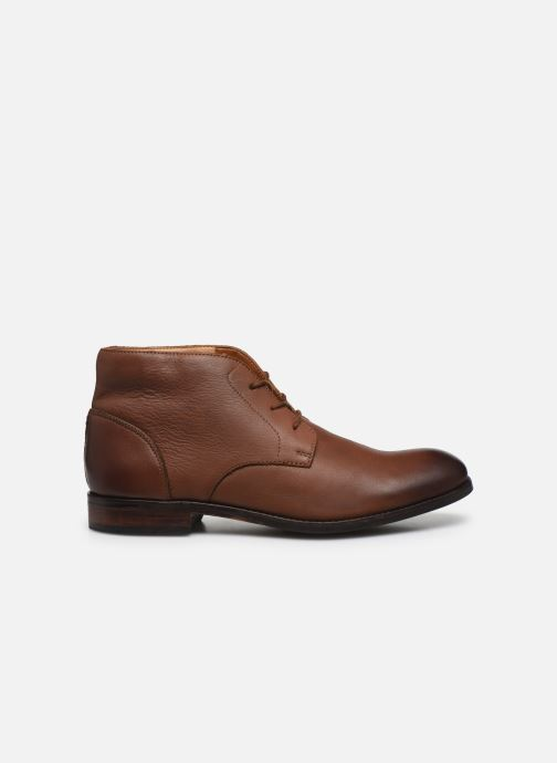 Botines  Clarks FLOW TOP Marrón vistra trasera