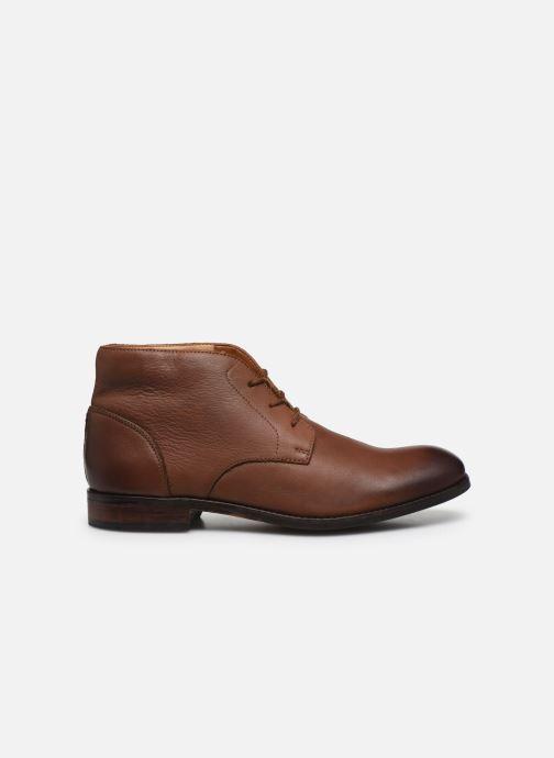 Bottines et boots Clarks FLOW TOP Marron vue derrière