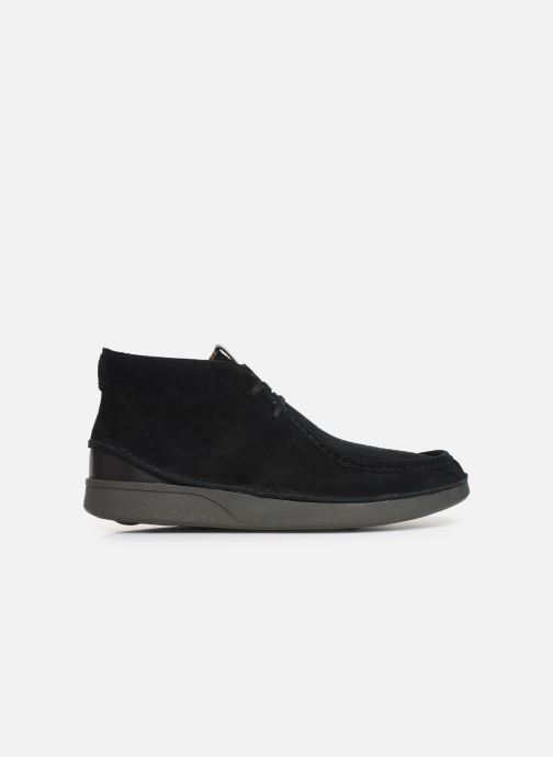 Ankle boots Clarks OAKLAND MID Black back view