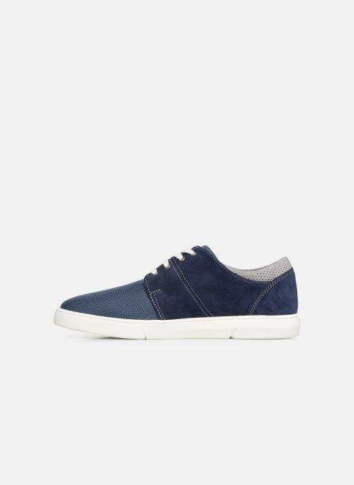 Sneakers Clarks LANDRY EDGE Blauw voorkant