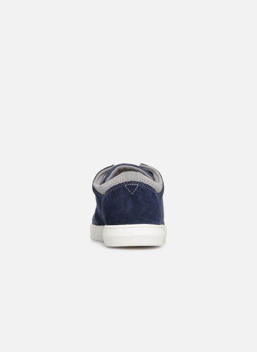 Sneakers Clarks LANDRY EDGE Blauw rechts
