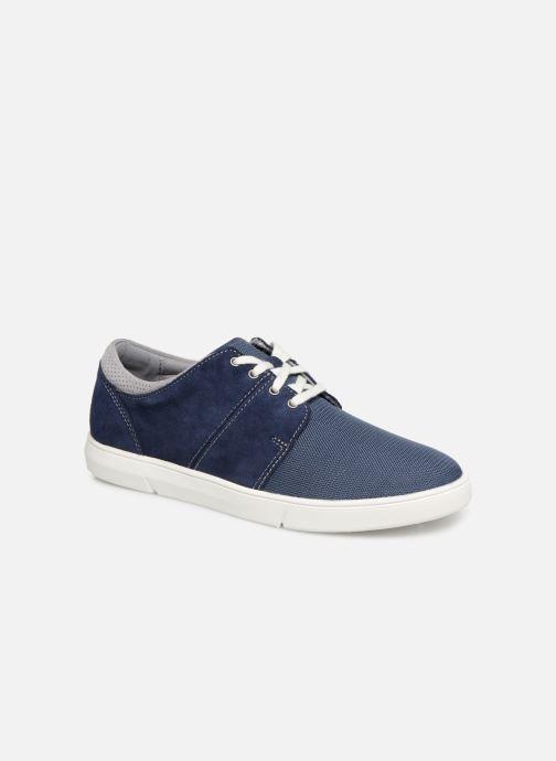 Sneakers Clarks LANDRY EDGE Blauw detail