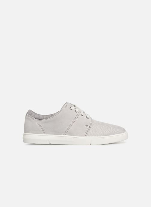 Trainers Clarks LANDRY EDGE Grey back view