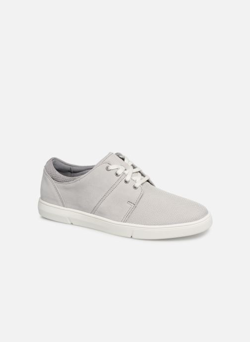 Trainers Clarks LANDRY EDGE Grey detailed view/ Pair view