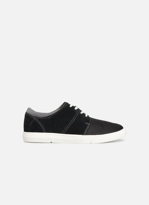 Sneakers Clarks LANDRY EDGE Zwart achterkant