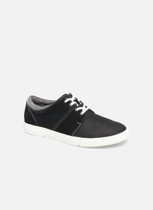 Trainers Clarks LANDRY EDGE Black detailed view/ Pair view