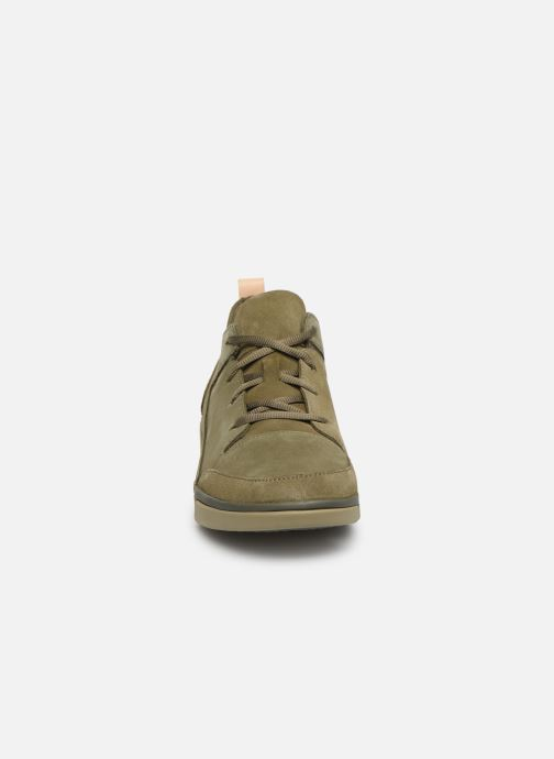 Sneakers Clarks TRIVERVE LACE Groen model