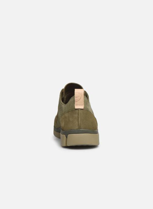 Sneakers Clarks TRIVERVE LACE Groen rechts
