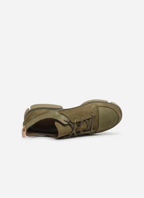 Sneakers Clarks TRIVERVE LACE Groen links