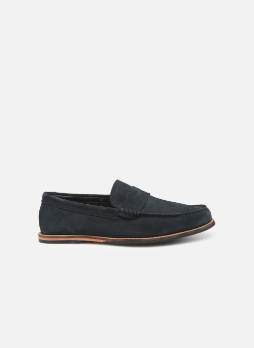 Loafers Clarks WHITLEY FREE Blue back view