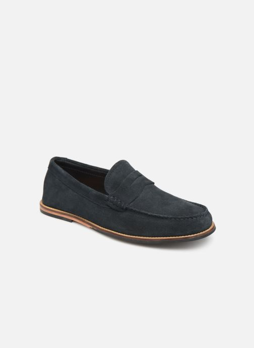 Loafers Clarks WHITLEY FREE Blue detailed view/ Pair view