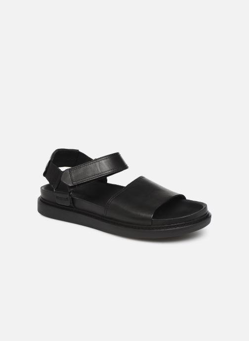 Sandales et nu-pieds Clarks TRACE BAY Noir vue détail/paire