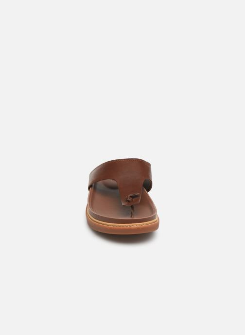 Slippers Clarks TRACE SAND Bruin model