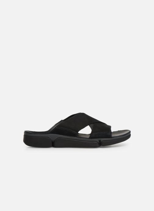 Sandali e scarpe aperte Clarks TRI COVE CROSS Nero immagine posteriore