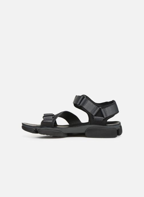 Sandali e scarpe aperte Clarks TRI COVE SUN Marrone immagine frontale
