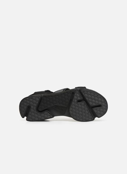 Sandali e scarpe aperte Clarks TRI COVE SUN Marrone immagine dall'alto