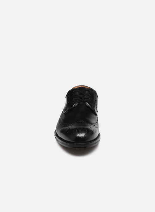 Chaussures à lacets Clarks COLING LIMIT Noir vue portées chaussures