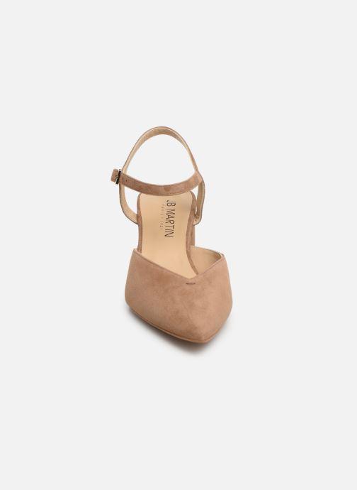 High heels JB MARTIN SERENA Beige model view