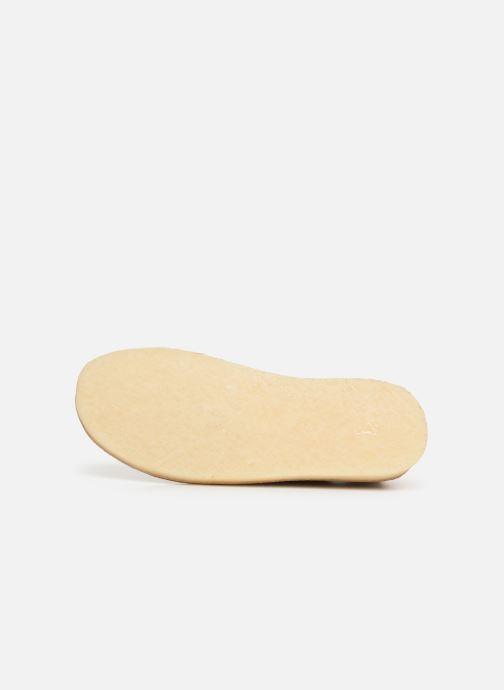 Scarpe con lacci Clarks Originals DESERT TREK Marrone immagine dall'alto
