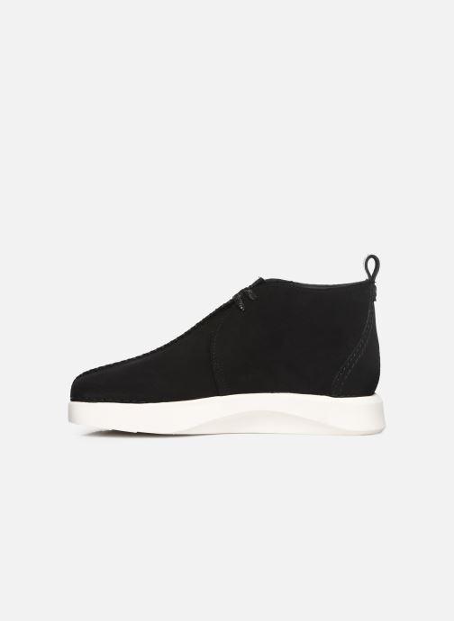 Ankle boots Clarks Originals TREK HEIGHTS Black front view