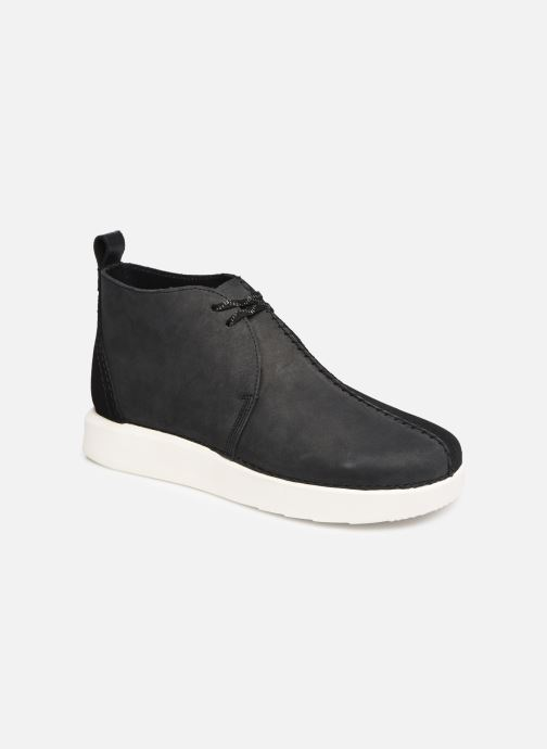 Ankle boots Clarks Originals TREK HEIGHTS Black detailed view/ Pair view