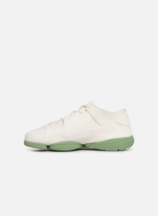 Sneakers Clarks Originals TRIGENIC EVO Bianco immagine frontale