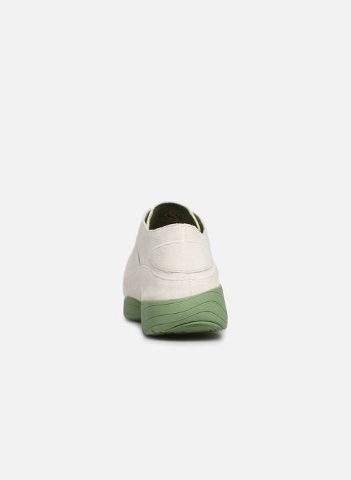 Sneakers Clarks Originals TRIGENIC EVO Bianco immagine destra