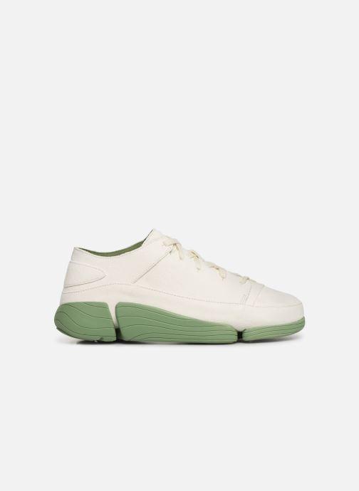 Sneakers Clarks Originals TRIGENIC EVO Bianco immagine posteriore