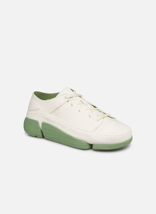 Trainers Clarks Originals TRIGENIC EVO White detailed view/ Pair view