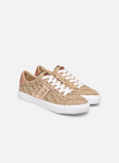 Sneakers Guess GAMER4 Goud en brons 3/4'