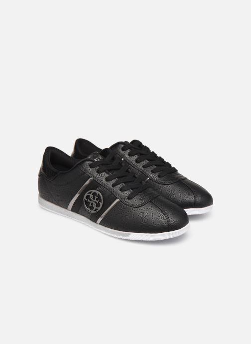 Sneakers Guess RYLINN Zwart 3/4'