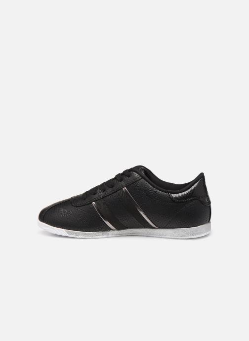 Sneaker Guess RYLINN schwarz ansicht von vorne