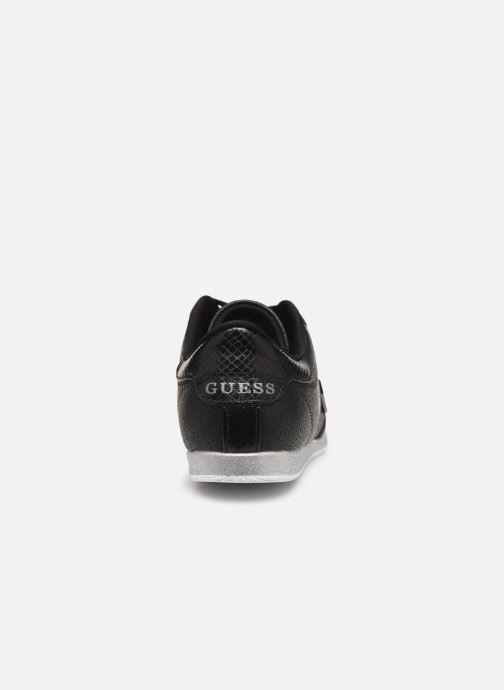 Sneaker Guess RYLINN schwarz ansicht von rechts