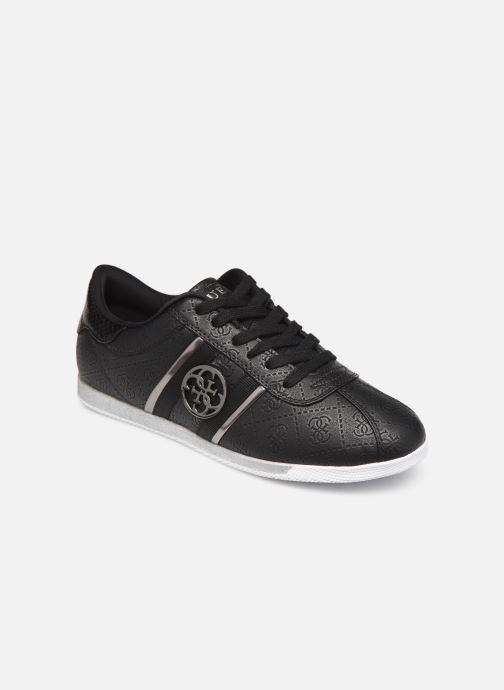 Sneakers Guess RYLINN Zwart detail