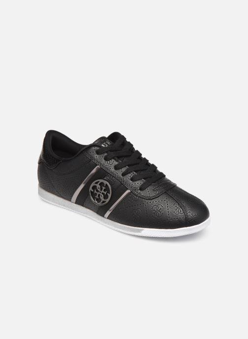 Sneakers Guess RYLINN Zwart detail