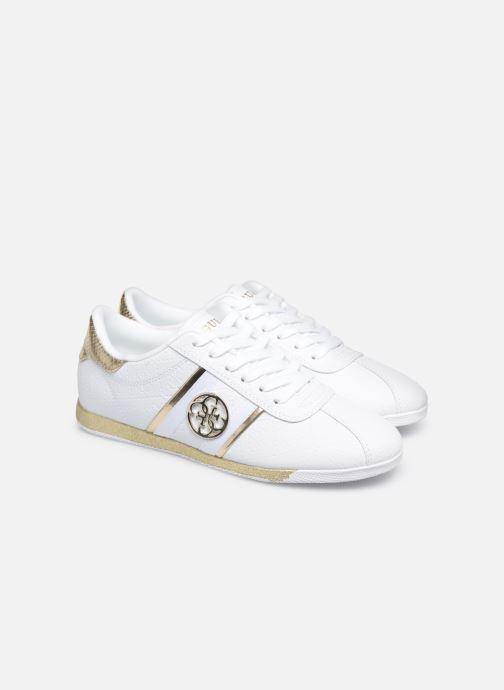 Sneaker Guess RYLINN weiß 3 von 4 ansichten