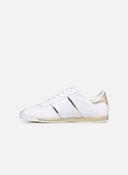 Sneaker Guess RYLINN weiß ansicht von vorne