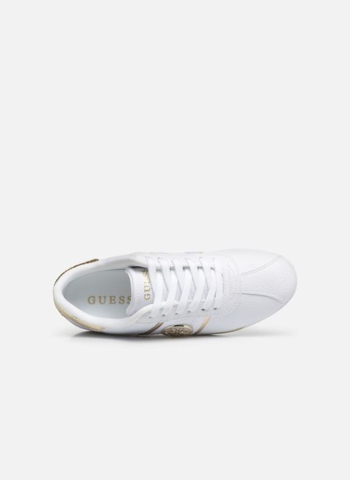Sneaker Guess RYLINN weiß ansicht von links