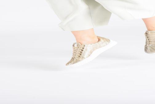 Sneakers Guess PARLAYNA Goud en brons onder